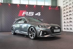 First Impression Audi RS4 Avant: Estate Kencang Bukan Buat Tukang Pamer