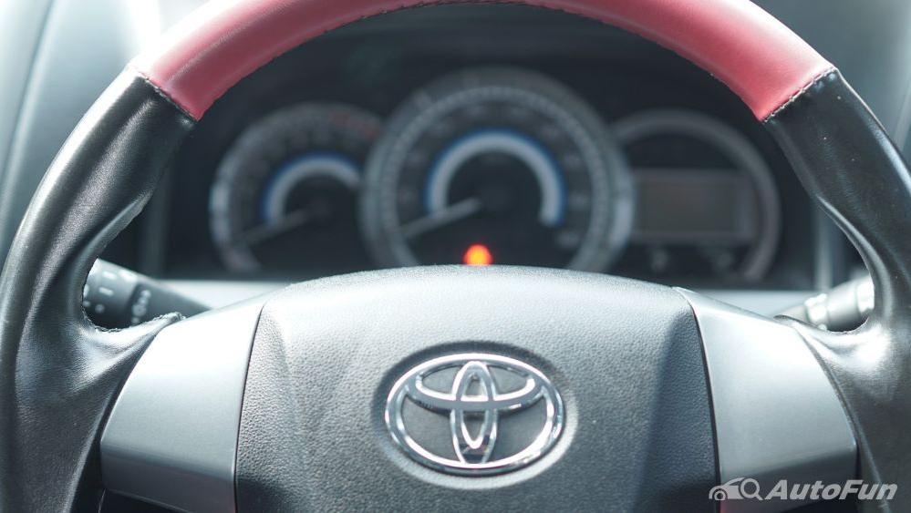 Toyota Avanza Veloz 1.3 MT Interior 009
