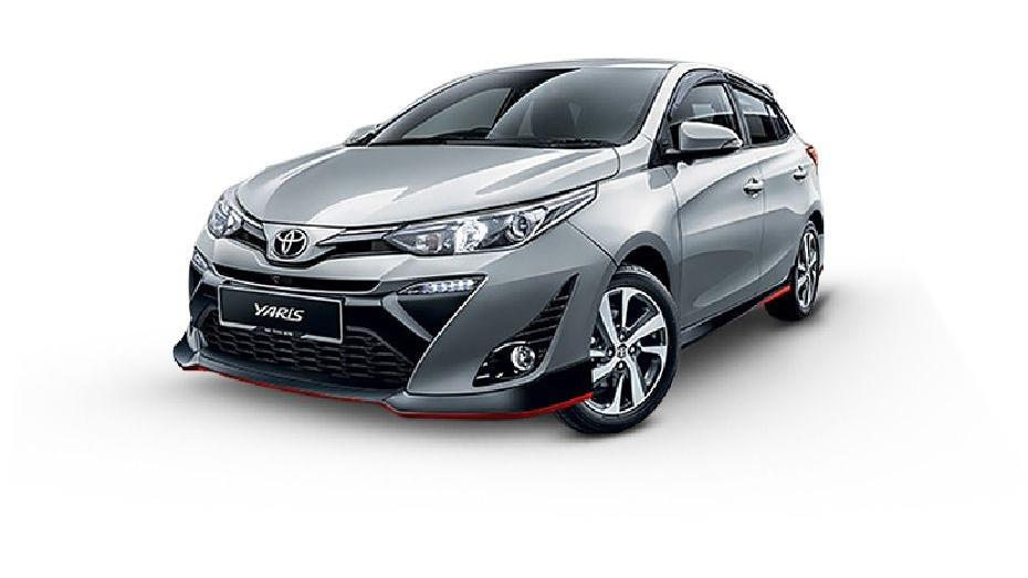 Toyota Yaris 2019 Others 017