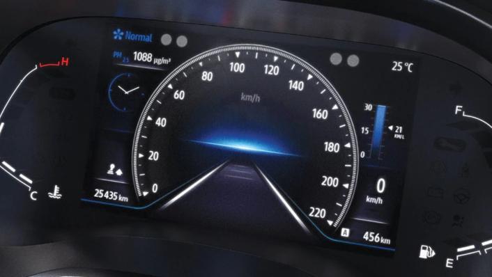 2021 Renault Kiger RXL Upcoming Version Interior 003