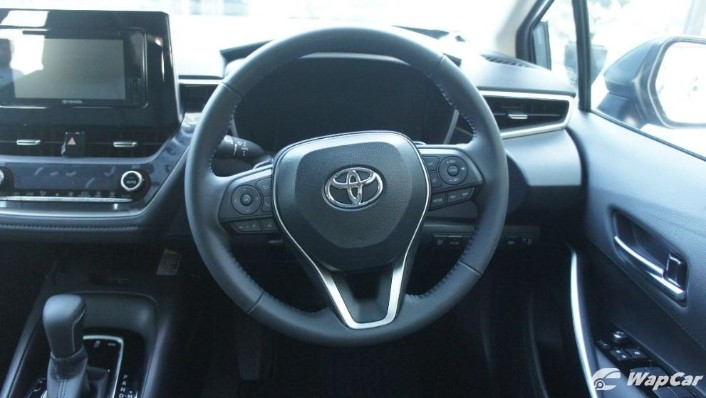 Toyota Corolla Altis 2019 Interior 006