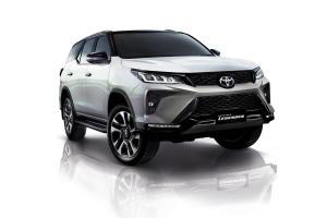 Mengintip Keunggulan Toyota Fortuner Legender