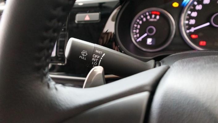 Honda City 2019 Interior 007