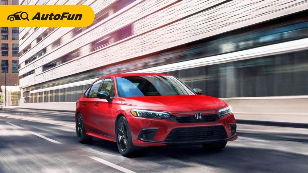 Honda Civic 2022 Mendebut, Bukan Cuma Tampilannya Aja yang Berubah 01
