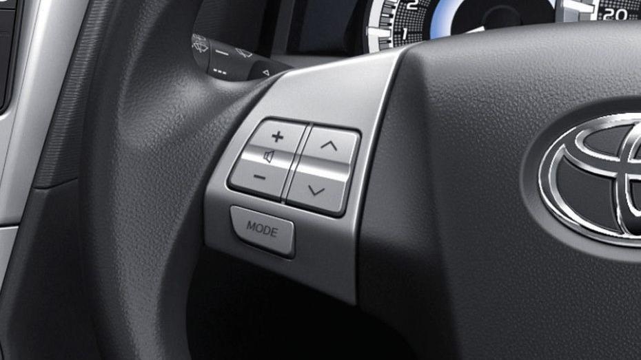 Toyota Avanza 2019 Interior 035