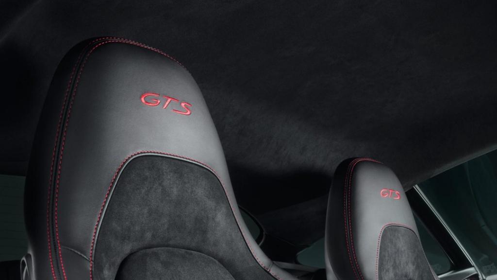 Porsche 718 2019 Interior 018
