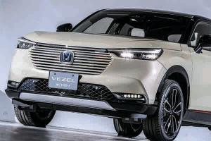 Perbandingan New Honda HR-V 2021 Vs Honda HR-V Lama, Lebih Mirip SUV Terbaru Mazda?