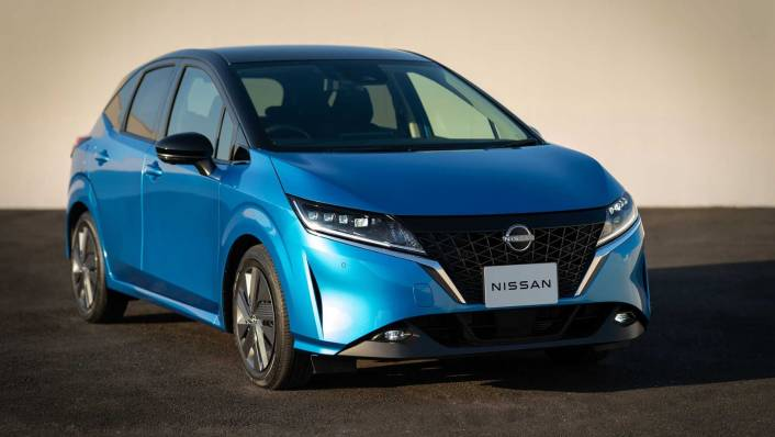 2021 Nissan Note Upcoming Version Exterior 006