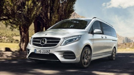 Mercedes-Benz V-Class V 260 LWB Daftar Harga, Gambar, Spesifikasi, Promo, FAQ, Review & Berita di Indonesia | Autofun
