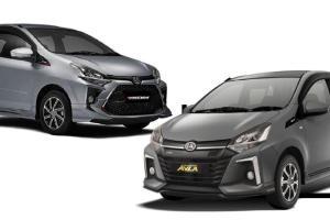 Apakah mesin mobil LCGC 150 juta kurang berkinerja? Simak perbandingan Toyota New Agya dengan model lainnya