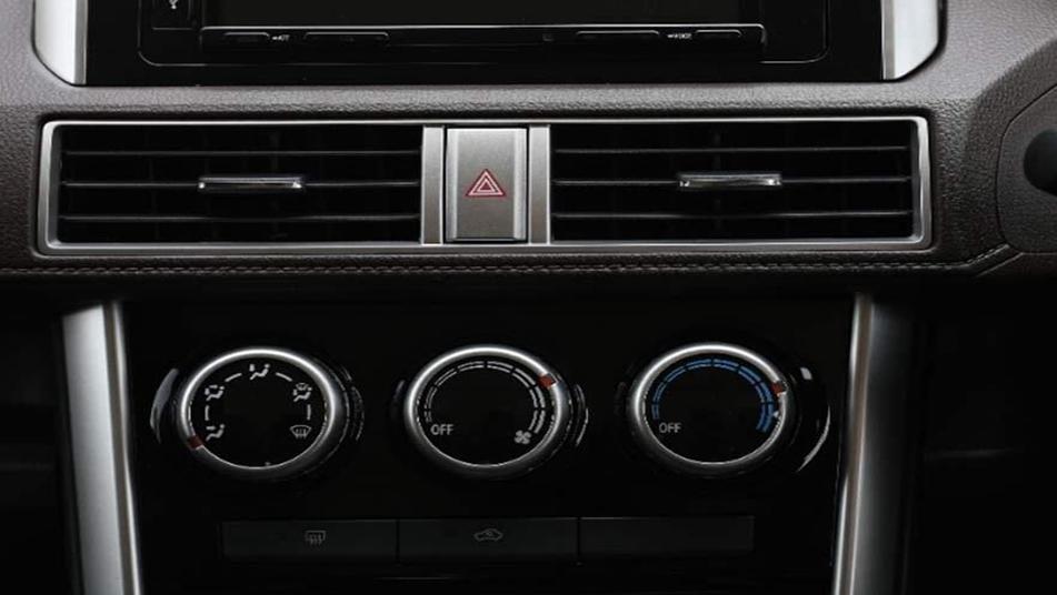 Mitsubishi Xpander Cross 2020 2020 Interior 003