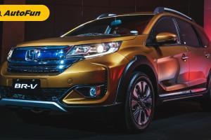 Honda BR-V 2021 Pakai Mesin 1.5 L, Varian Tertingginya Kurang Dari Rp300 jutaan!