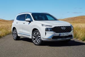 Hyundai Santa Fe 2021 Resmi Meluncur di Australia, Bukan Sekedar Facelift!