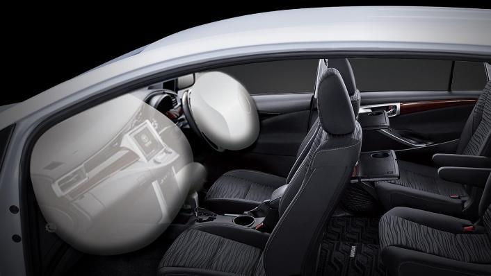 2020 Toyota Kijang Innova 2.0 VA/T Interior 005