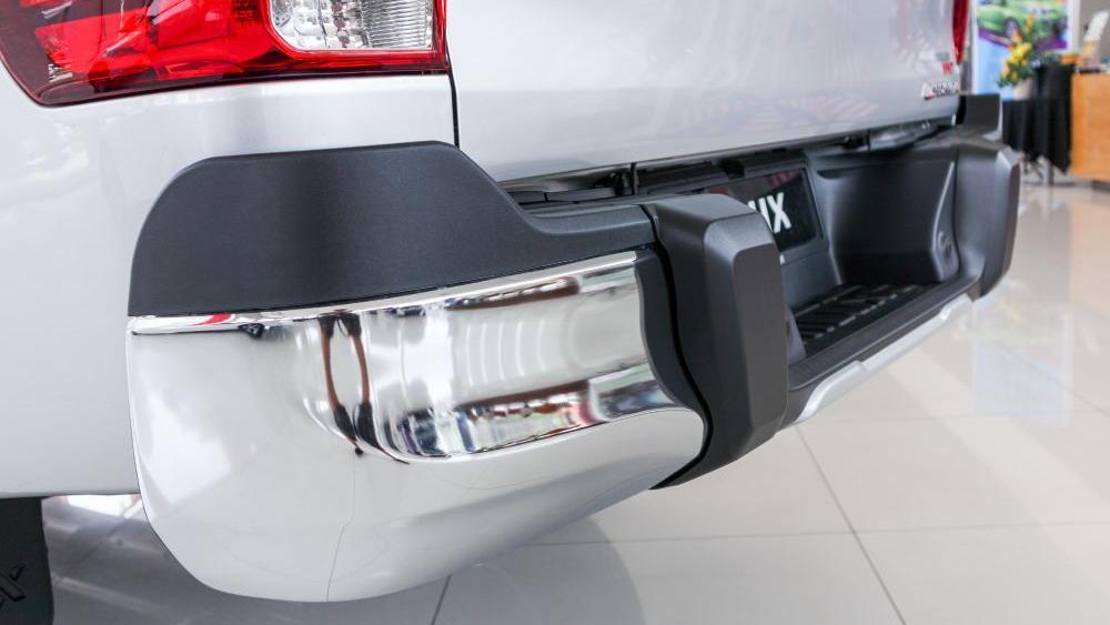 Toyota Hilux 2019 Exterior 019