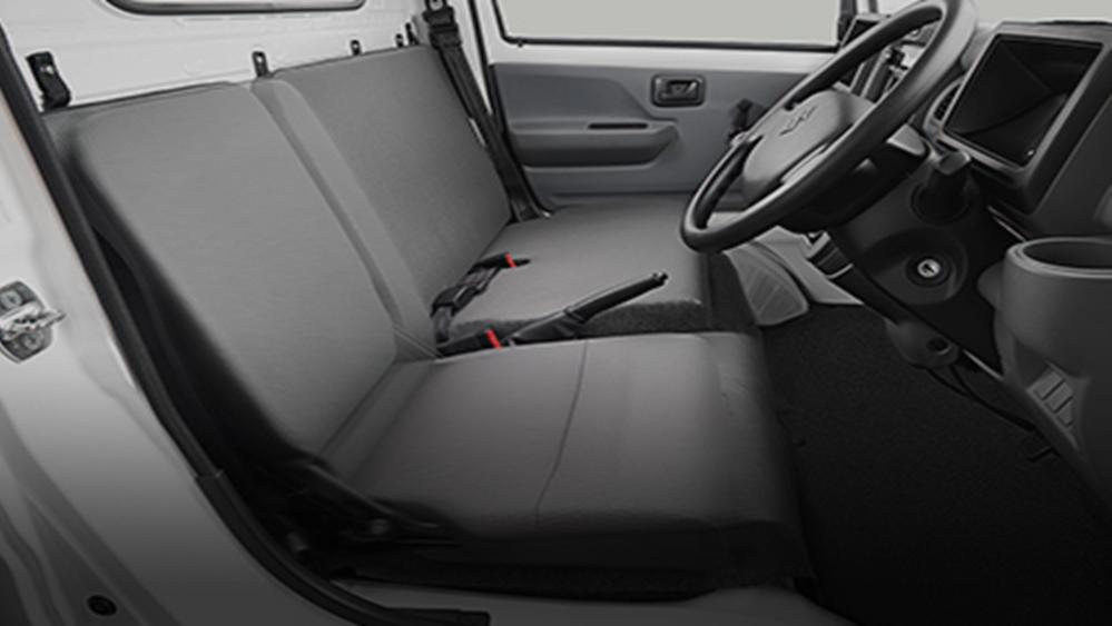 Suzuki Carry 2019 Interior 005