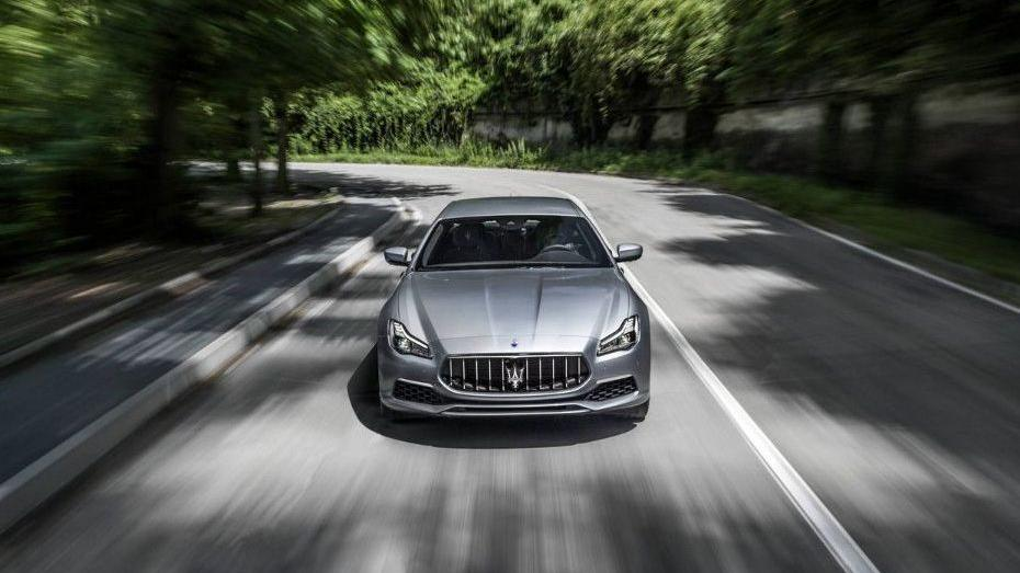 Maserati Quattroporte 2019 Exterior 024