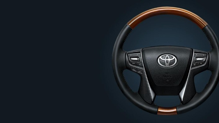 Toyota Alphard 2019 Interior 001