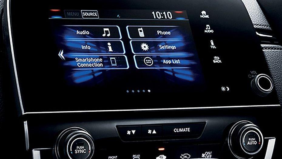 Honda CRV 2019 Interior 004