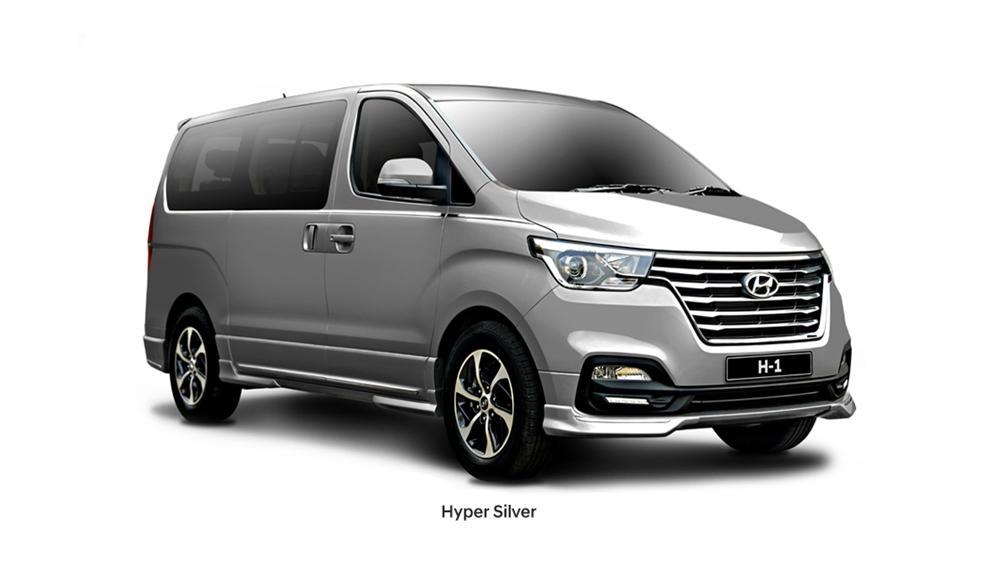 Hyundai H1 2019 Exterior 003