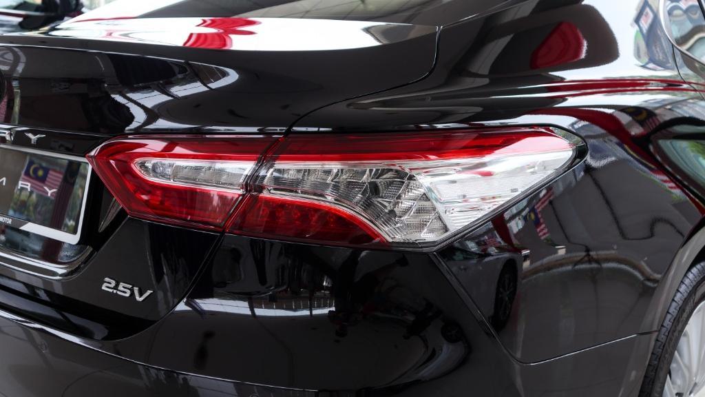 Toyota Camry 2019 Exterior 013