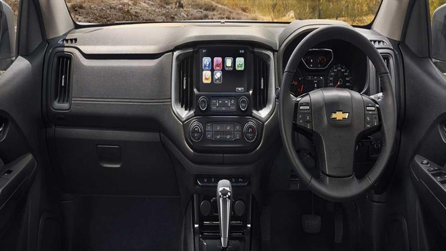 Chevrolet Trailblazer 2019 Interior 002