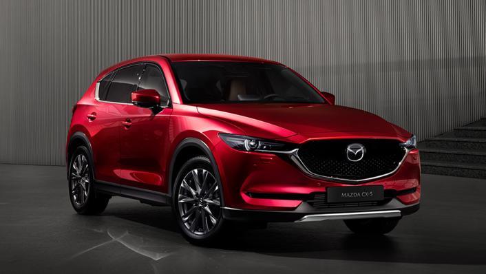 2021 Mazda CX 5 GT Exterior 002