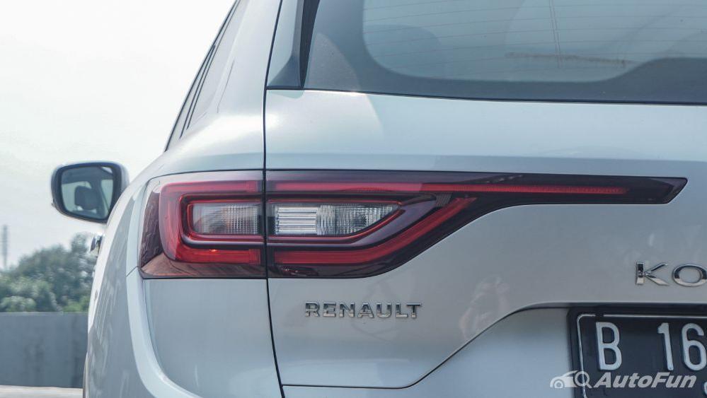 Renault Koleos Signature Exterior 017