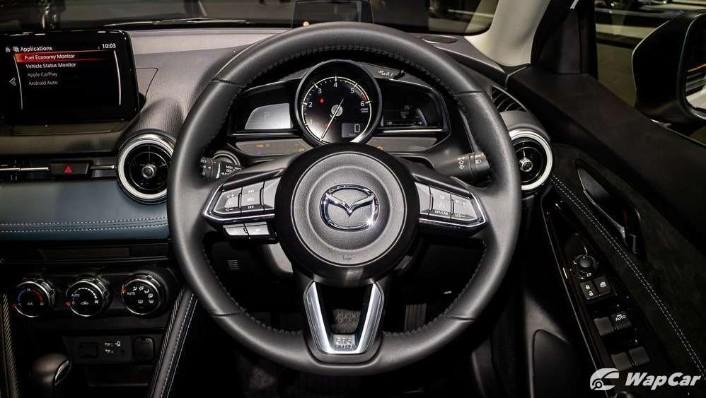 Mazda 2 2019 Interior 003