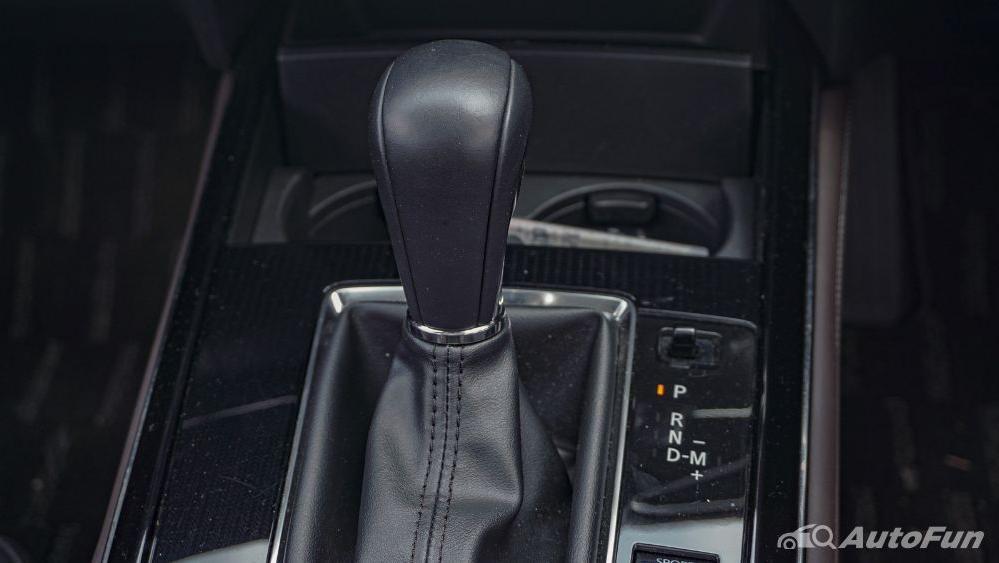 Mazda CX 30 GT Interior 017