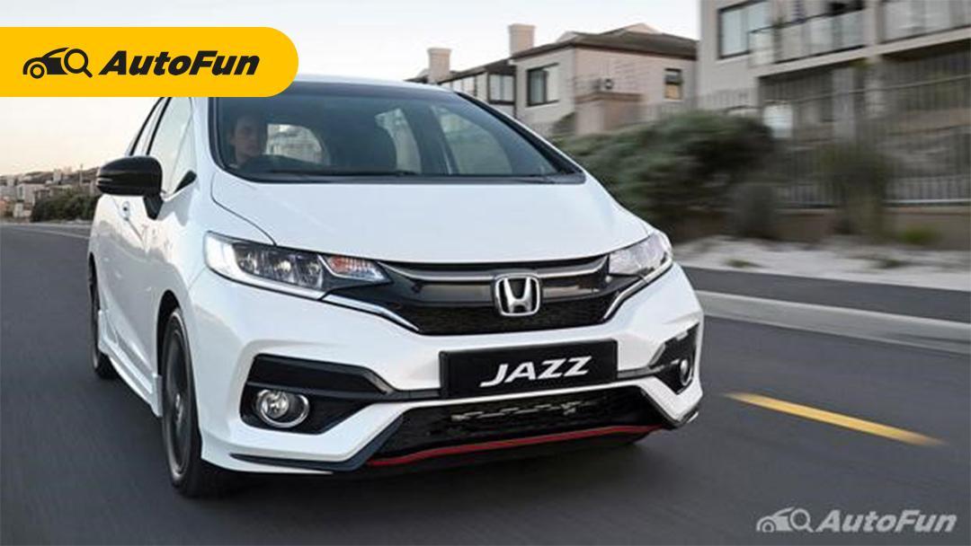 Evolusi Honda Jazz dari Masa ke Masa dan Promo Honda Jazz 2020,Harga mulai Rp249.50 Juta 01
