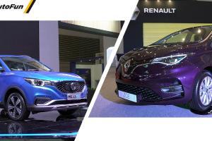 Video: MG ZS EV dan Renault Zoe Siap- siap Masuk Indonesia, Era Elektrifikasi Segara Dimulai!