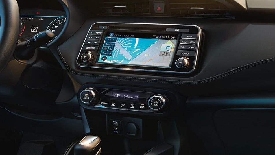 Nissan Kicks 2020 2019 Interior 002