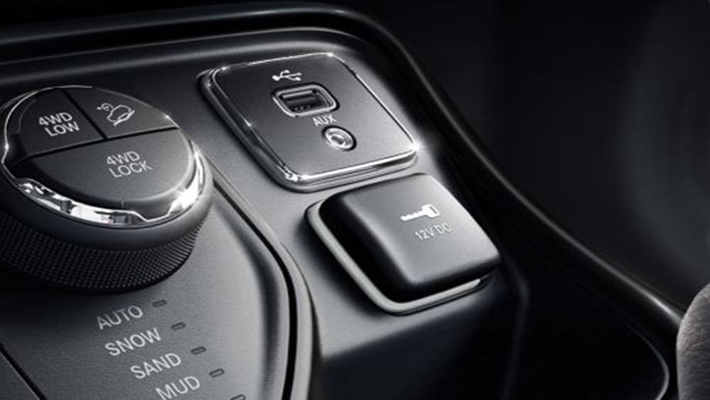 Jeep Compass 2019 Interior 006