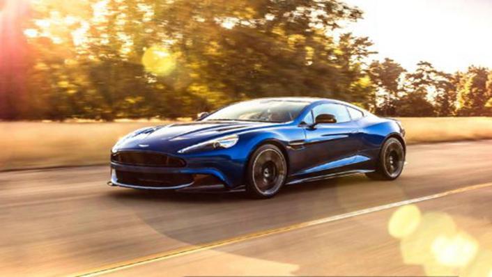 Aston Martin Vanquish 2019 Exterior 006