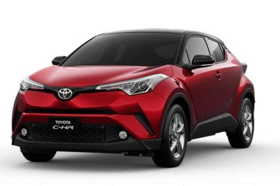 Toyota CHR 1.8L CVT