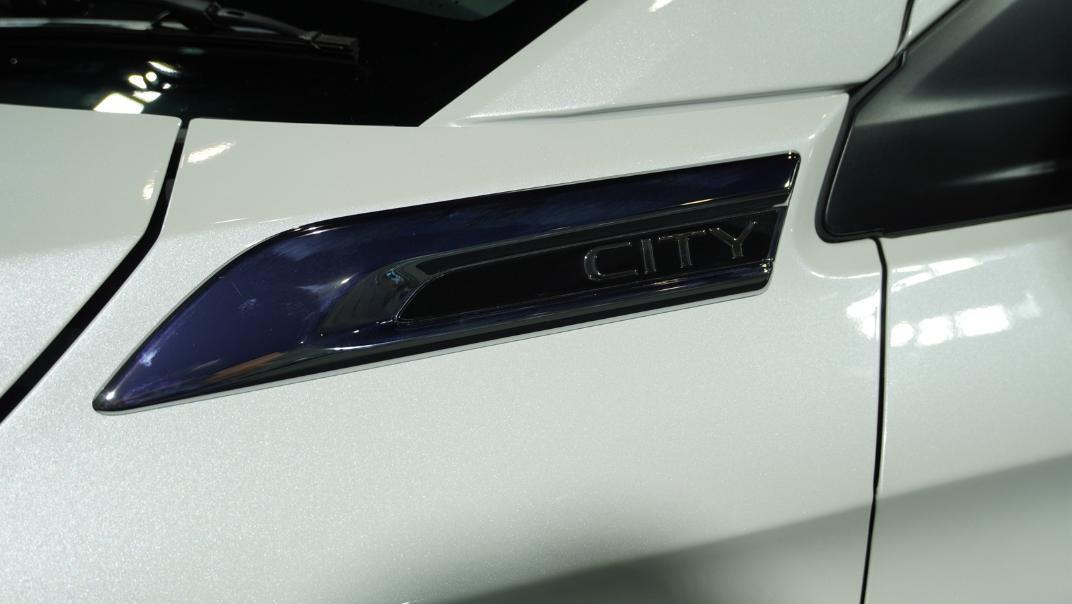 2021 Honda City Hatchback International Version Exterior 074