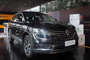 Tanpa Seremonial, New Renault Koleos Si Kembaran Nissan X-Trail Meluncur Seharga Rp 588 Juta