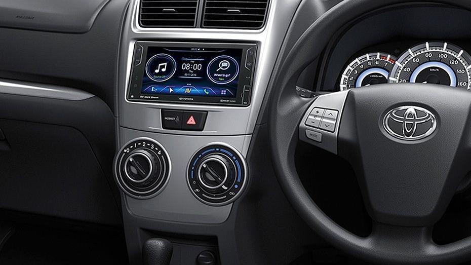 Toyota Avanza 2019 Interior 034