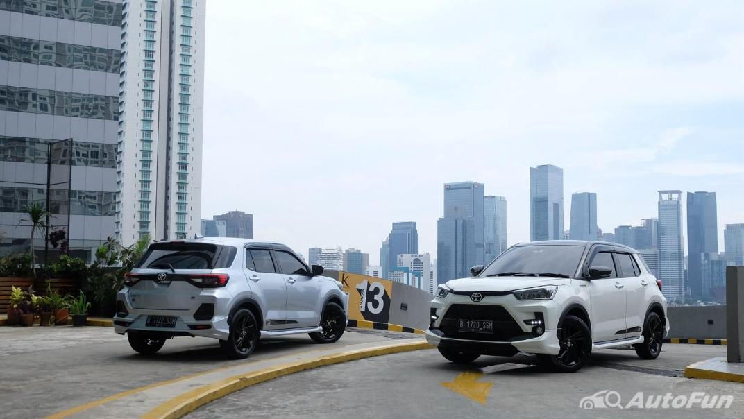2021 Toyota Raize Exterior 033