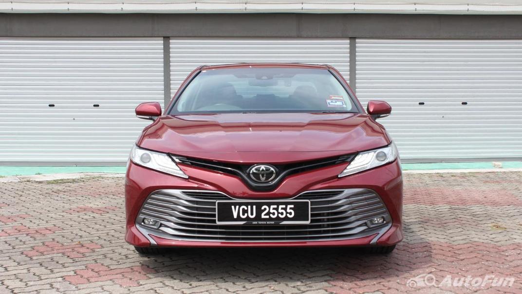 Toyota Camry 2019 Exterior 027