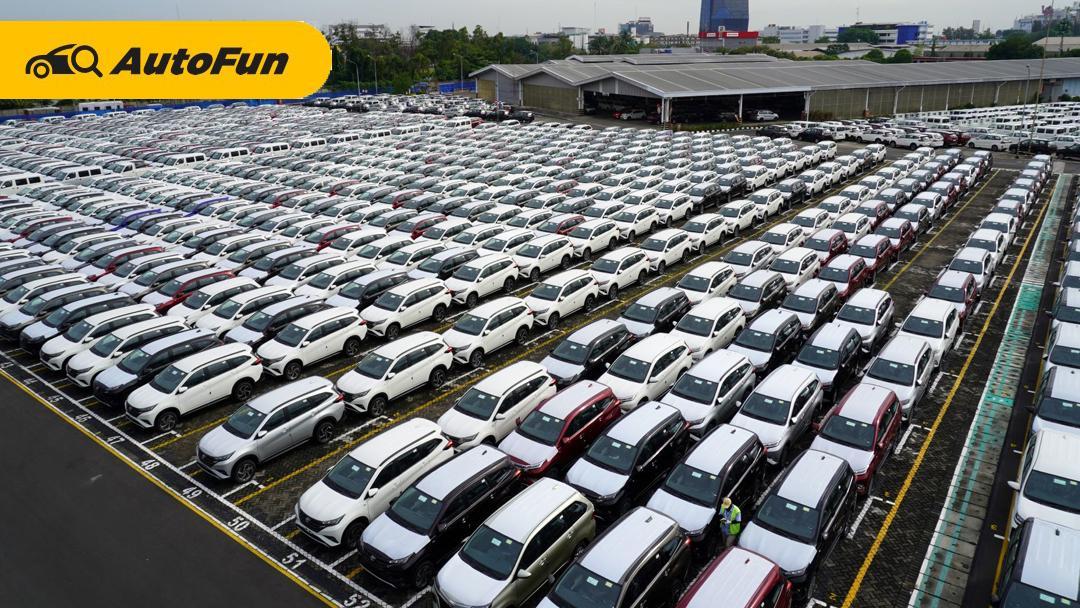 Mulai Daihatsu Ayla hingga Toyota Calya, Sudah 1,1 Juta Unit LCGC Diproduksi Pabrik Daihatsu 01