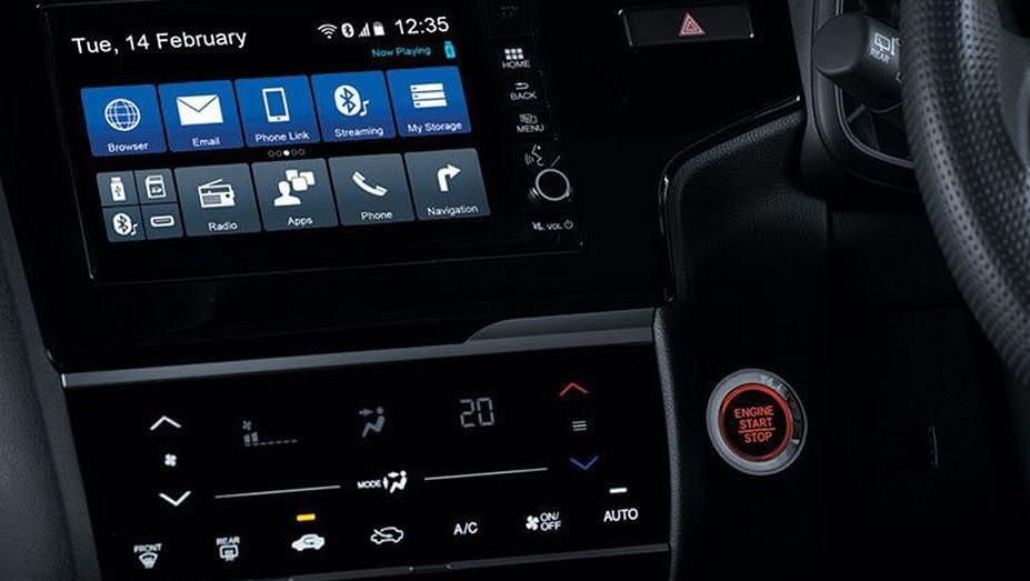 Honda WRV 2019 Interior 005