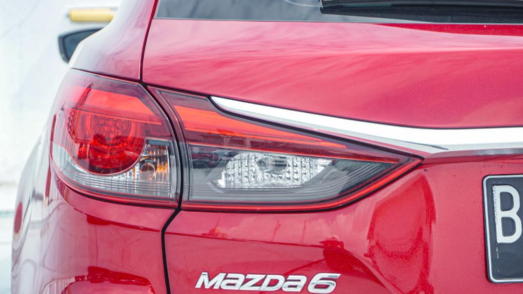 Mazda 6 Elite Estate Exterior 023