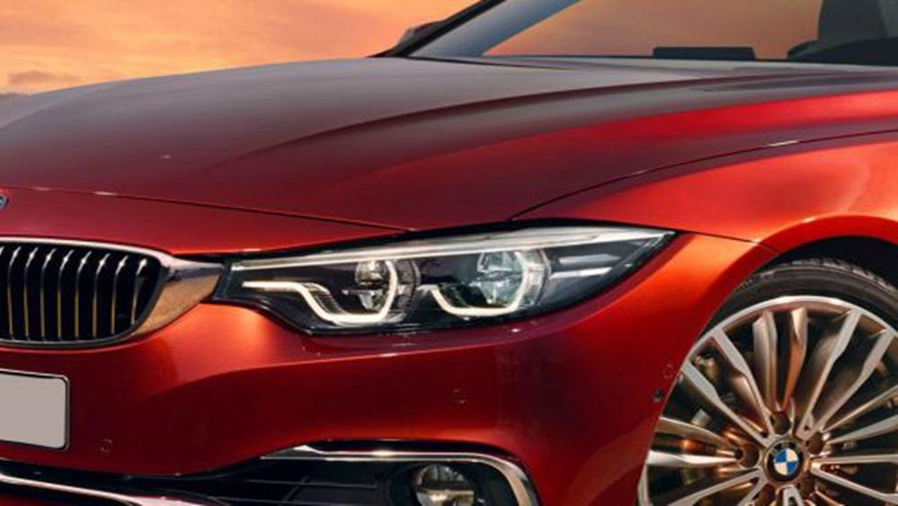 BMW 4 Series Convertible 2019 Exterior 006