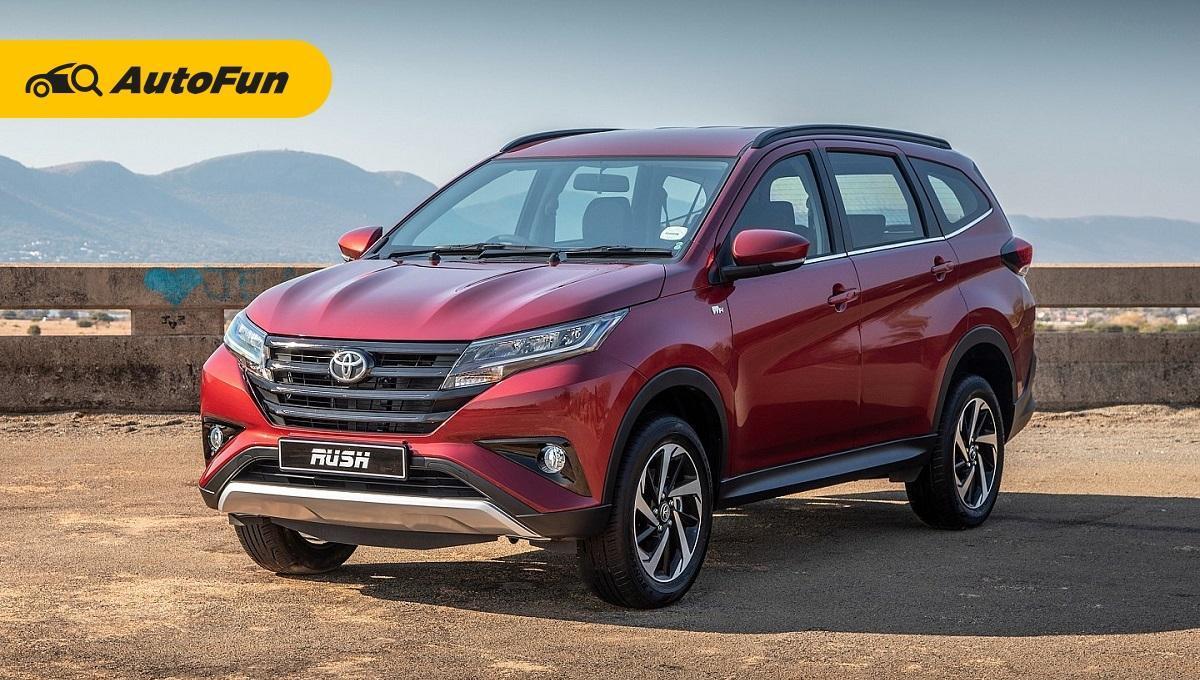 Ingin Beli Kredit Toyota Rush Baru Saat Relaksasi PPNBM Dan DP Nol Persen, Segini Cicilannya 01