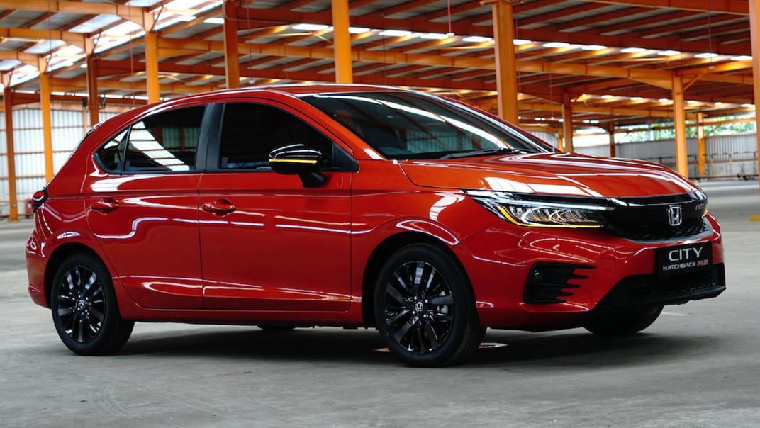 2021 Honda City Hatchback Exterior 004