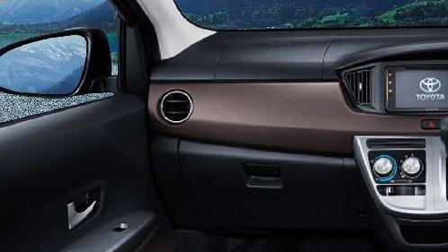 Toyota Calya 2019 Interior 004