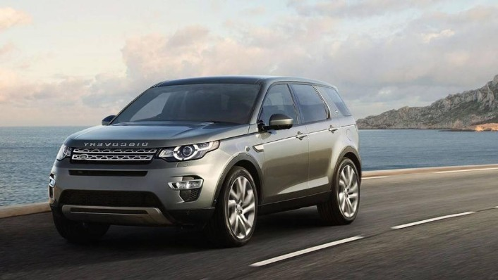 Land Rover Discovery Sport 2019 Exterior 002