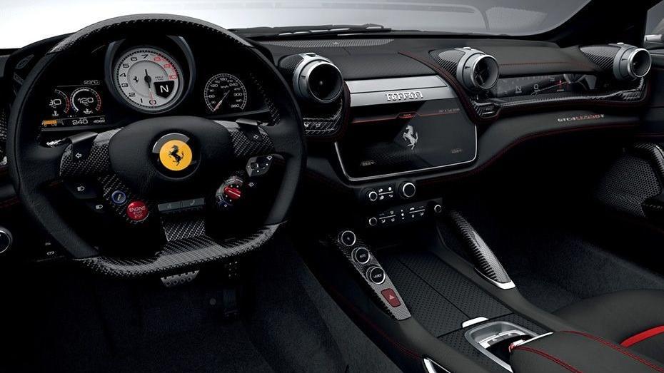 Ferrari GTC4Lusso T 2019 Interior 001